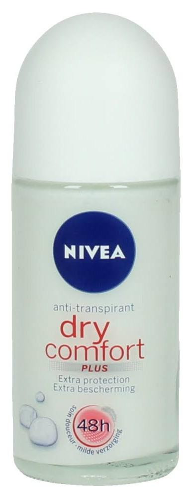 Nivea Deo Roll-on Dry Comfort - 50 ml