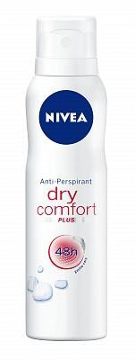 Nivea Deodorant Deospray Dry Comfort Plus 150 mL