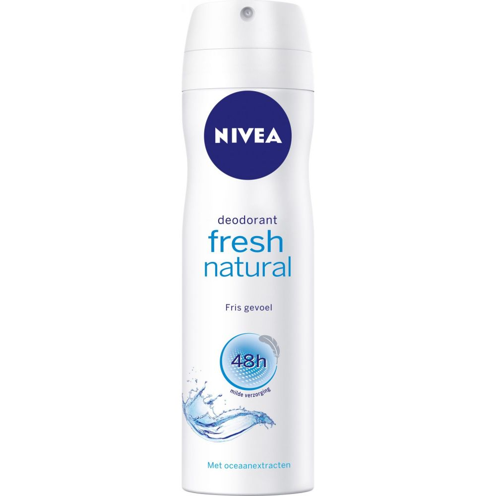 Nivea Deodorant Spray Fresh Natural 150 ml