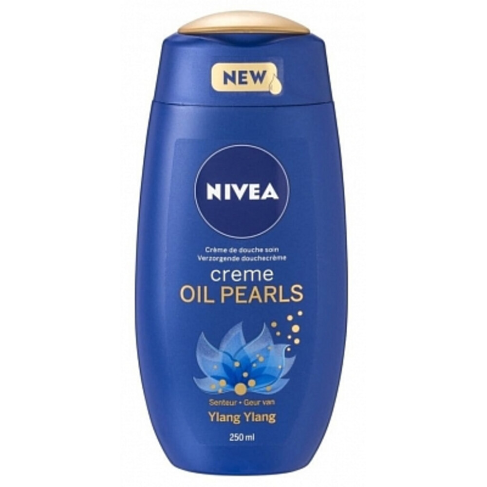 Nivea Douchecreme Oil Pearls Ylang Ylang 250 ml