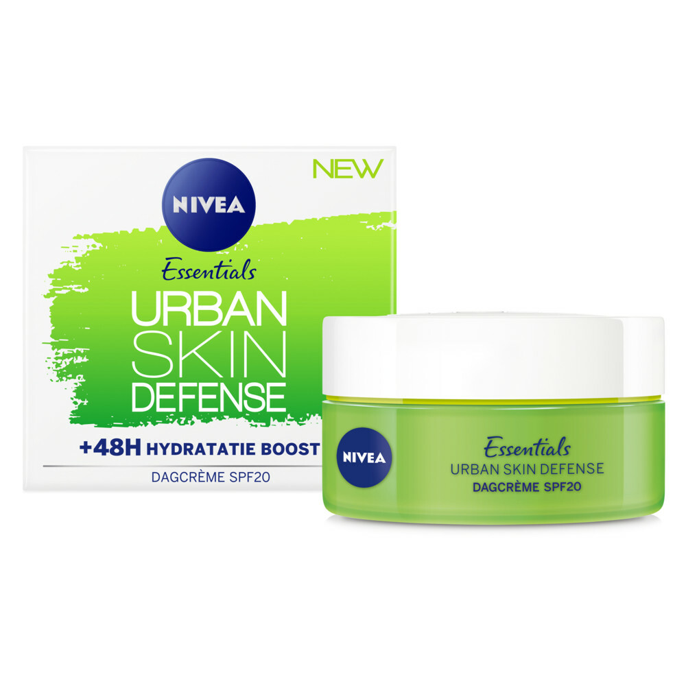 Nivea Essentials Urban Skin Defense Dagcreme 50 ml