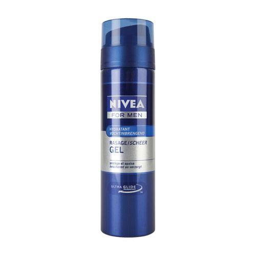Nivea For Men Scheergel Vochtinbrengende 200ml
