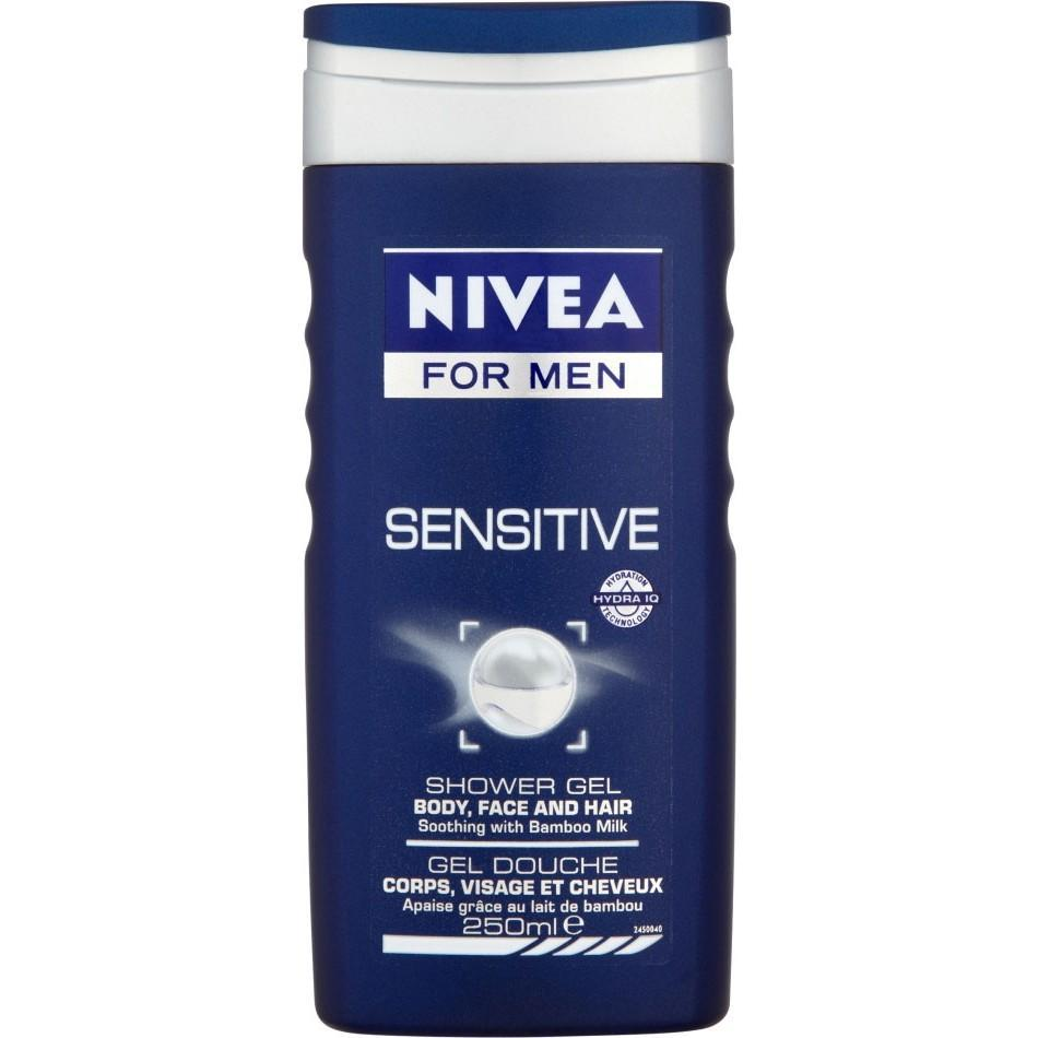 Nivea For Men Sensitive Showergel 250 ml