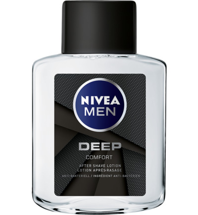 Nivea Men Deep Comfort Aftershave Lotion (100ml)