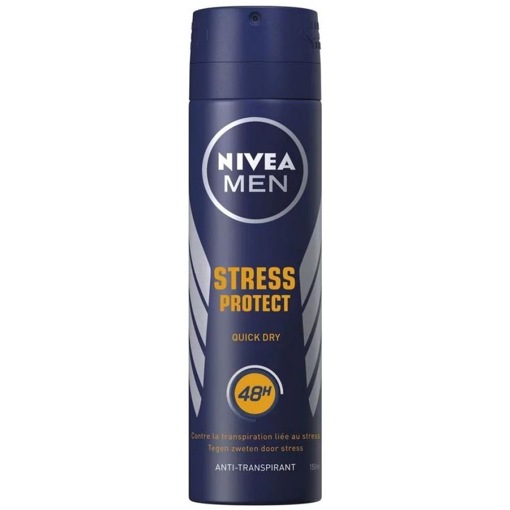 Nivea Men Deodorant Spray Stress Protect 150 ml