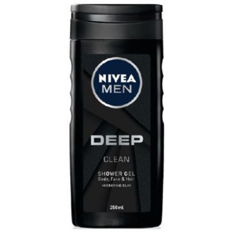Nivea Men Douchegel Deep Clean 250 ml