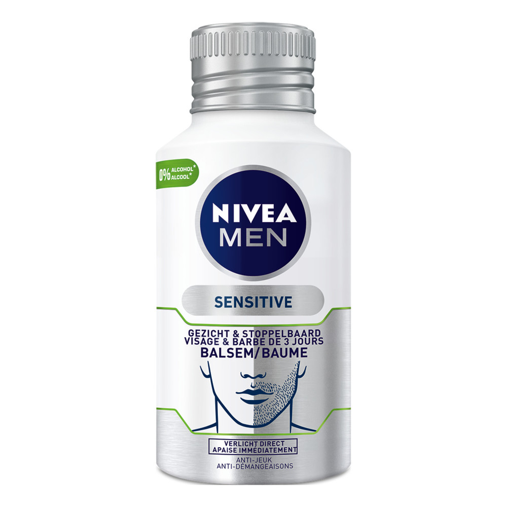 Nivea Men Sensitive Skin and Stubble Balm 125 ml