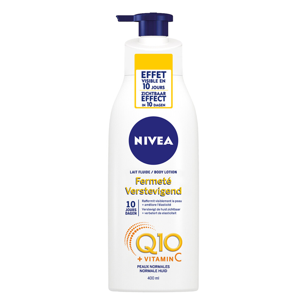 Nivea Q10 Bodylotion Pomp 400 ml