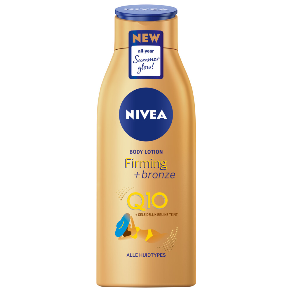 Nivea Q10 Firming en Bronze Bodylotion 400 ml
