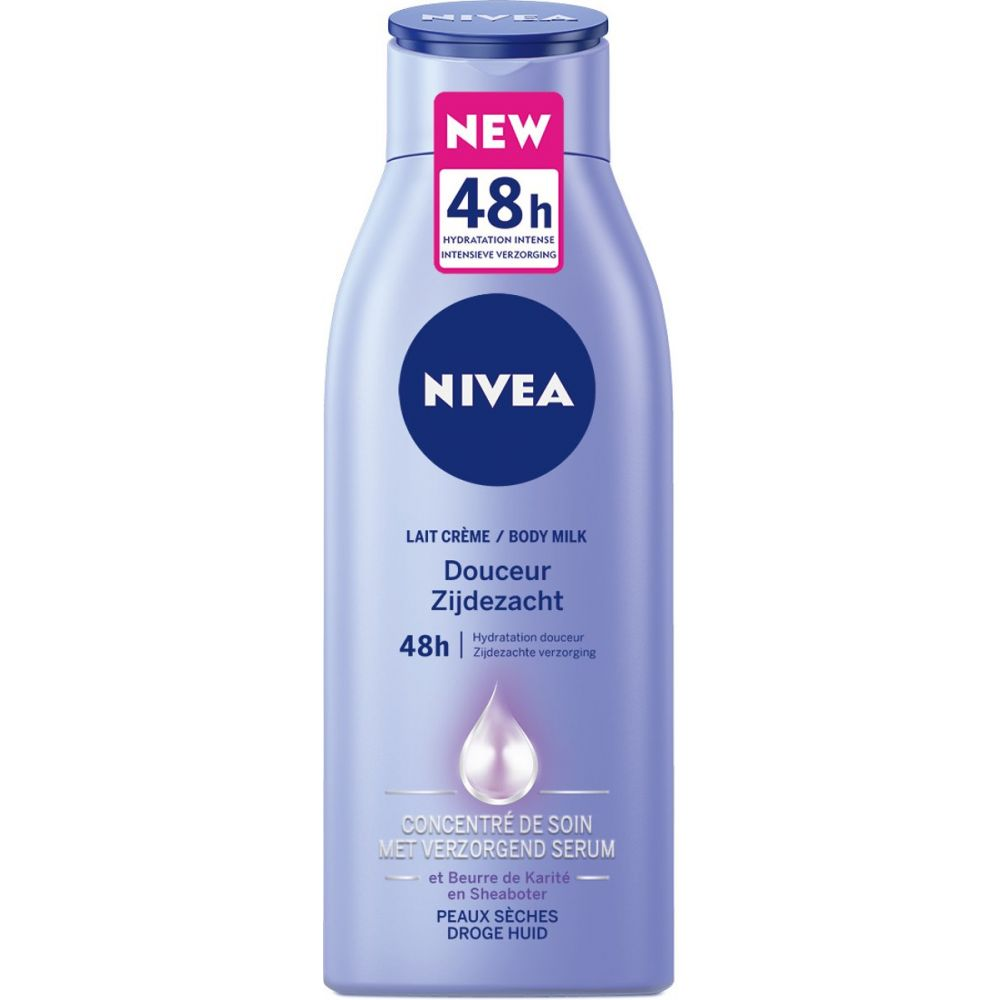 Nivea Zijdezachte Body Milk 400 ml