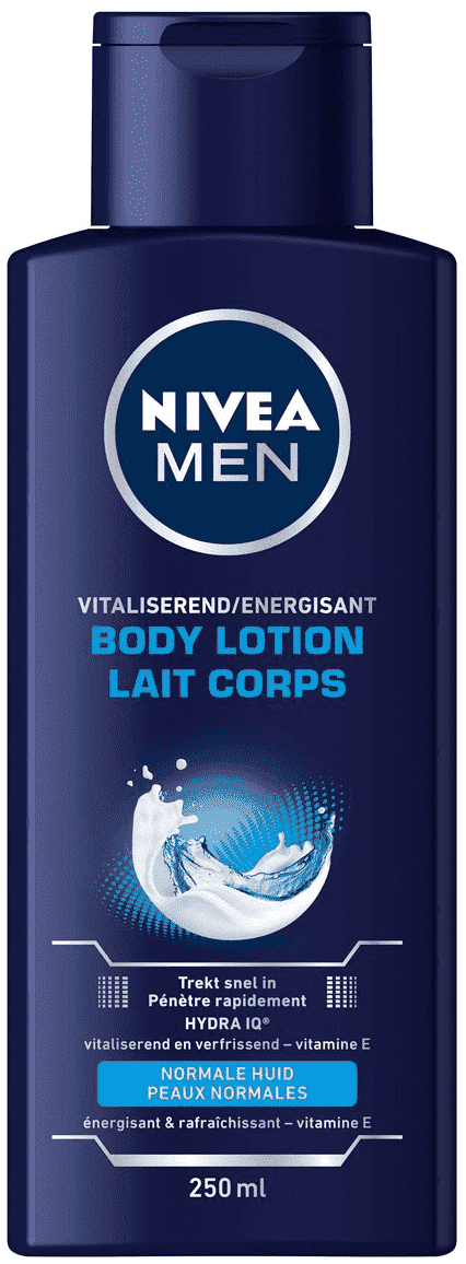 Nivea for Men Bodylotion - Revitalising 250ml