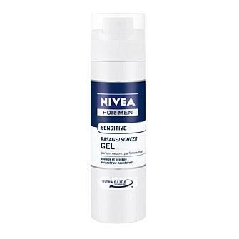 Nivea for Men Scheergel Sensitive - 200ml