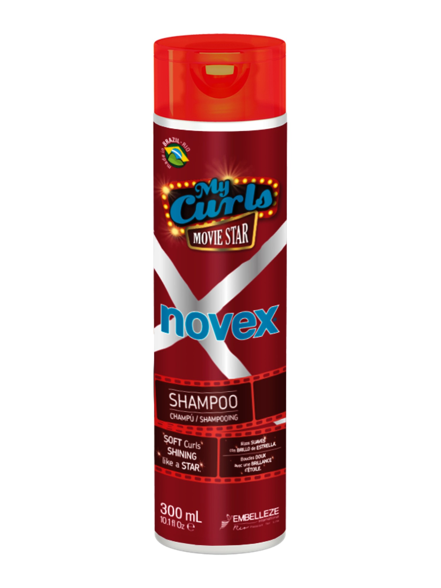 Novex My Curls Movie Star Shampoo 300ml