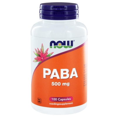 Now Paba 500mg