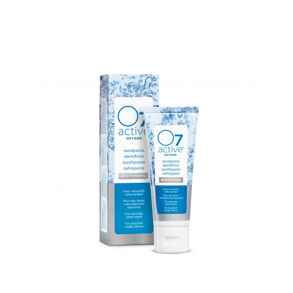 O7 Active Tandpasta Whitening 75 ml