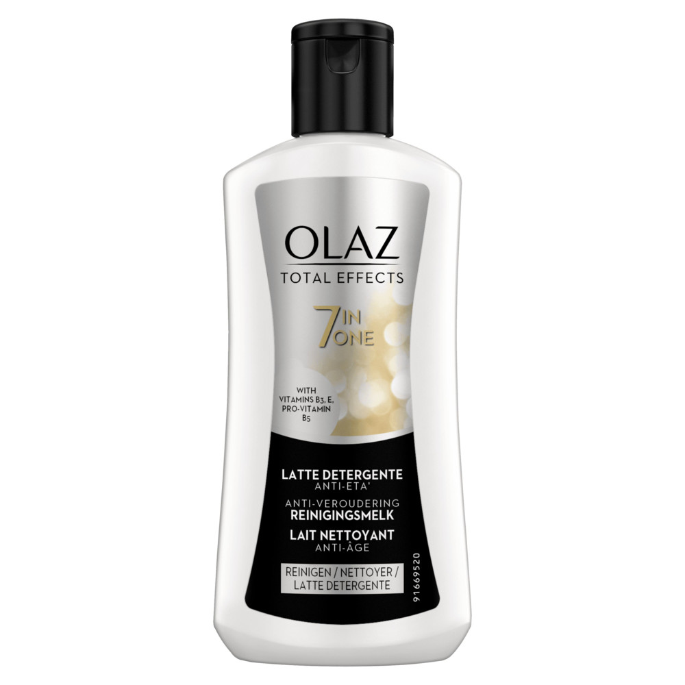 Olaz Total Effects 7-in-1 Reinigingsmelk 200 ml