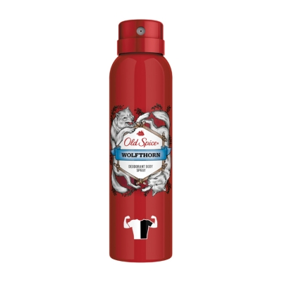 Old Spice Deodorant Deospray Wolfthorn