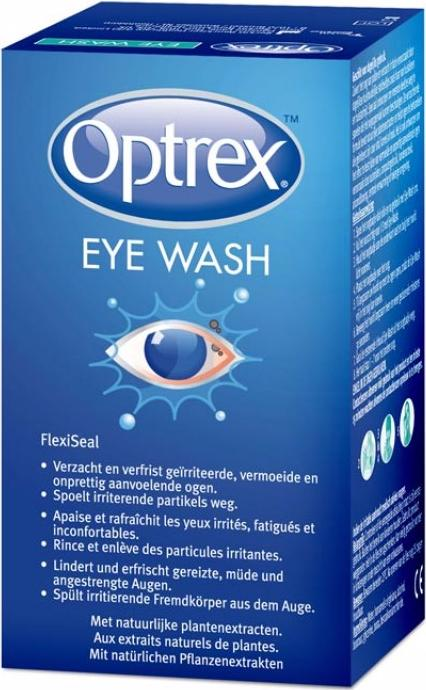 Optrex Eye Wash Oogdruppels - Multi Action 100 ml