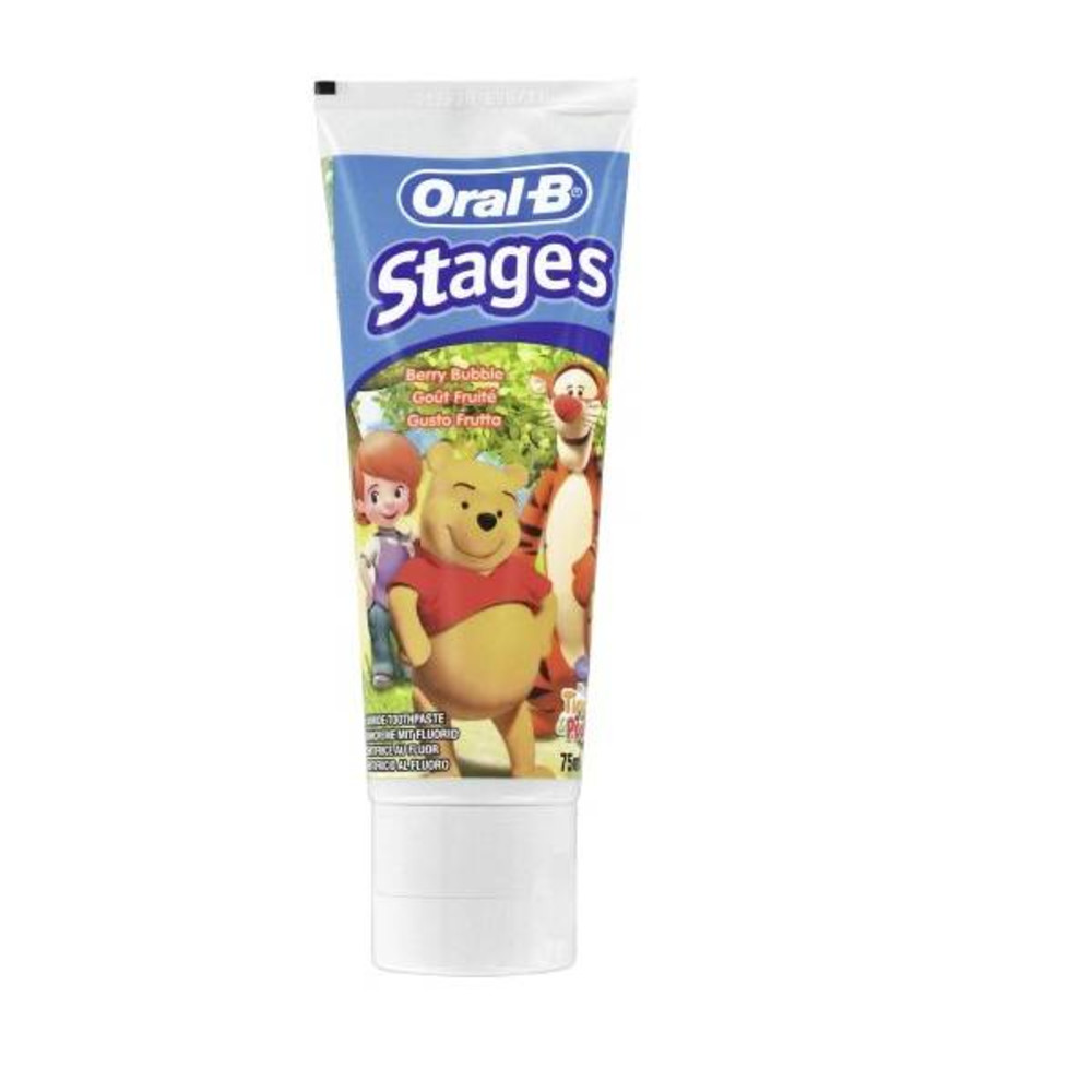 Oral-B Tandpasta Stages 2 75 ml