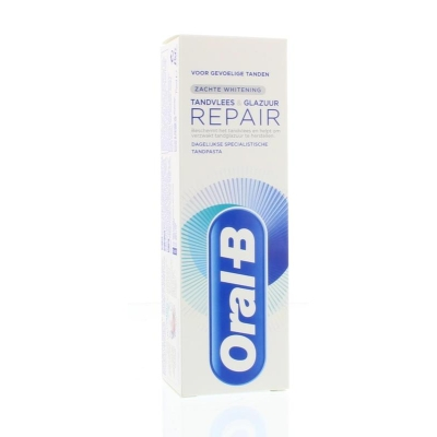 Oral B Tandpasta Tandvlees en Repair Whitening