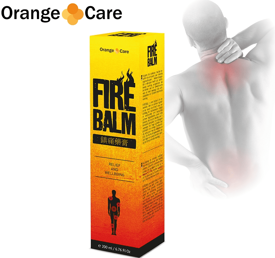 Orange Care - Fire Balsem