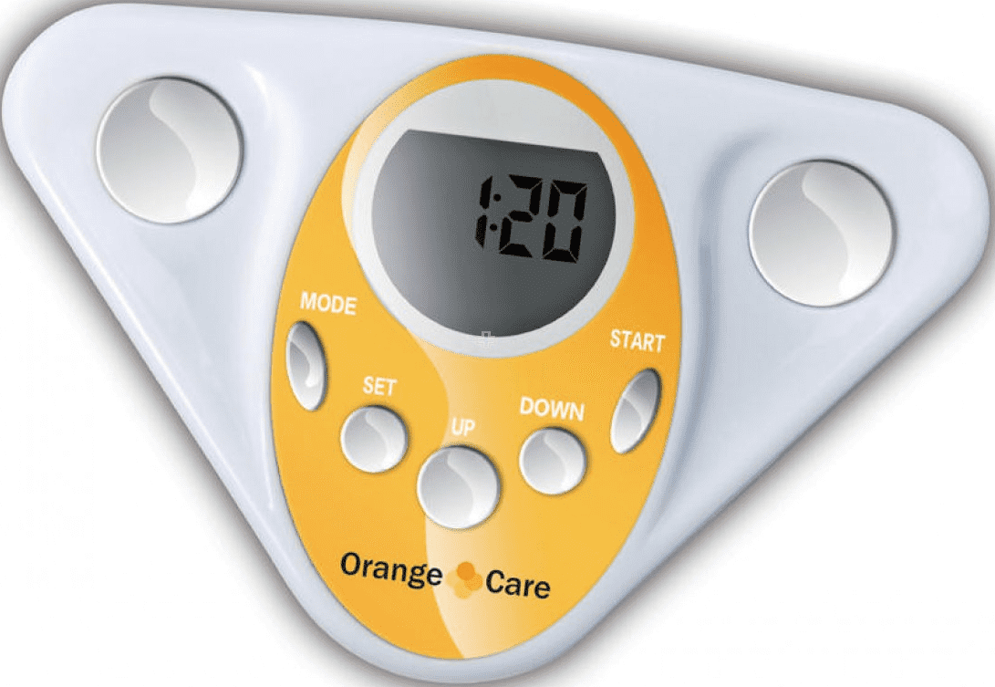Orange Care Elektronische BMI Vetmeter