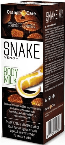 Orange Care Snake Venom Bodymilk - 250ml