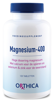 Orthica Magnesium 400 Tabletten