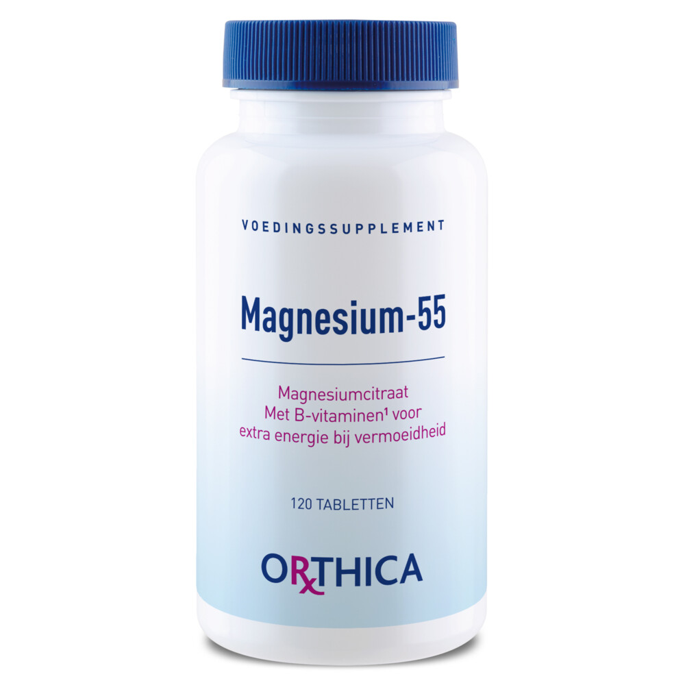 Orthica Magnesium-55 120 tabletten