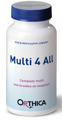 Orthica Multivitamine 4 All Tabletten