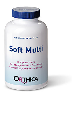 Orthica Soft Multivitamine Softgels