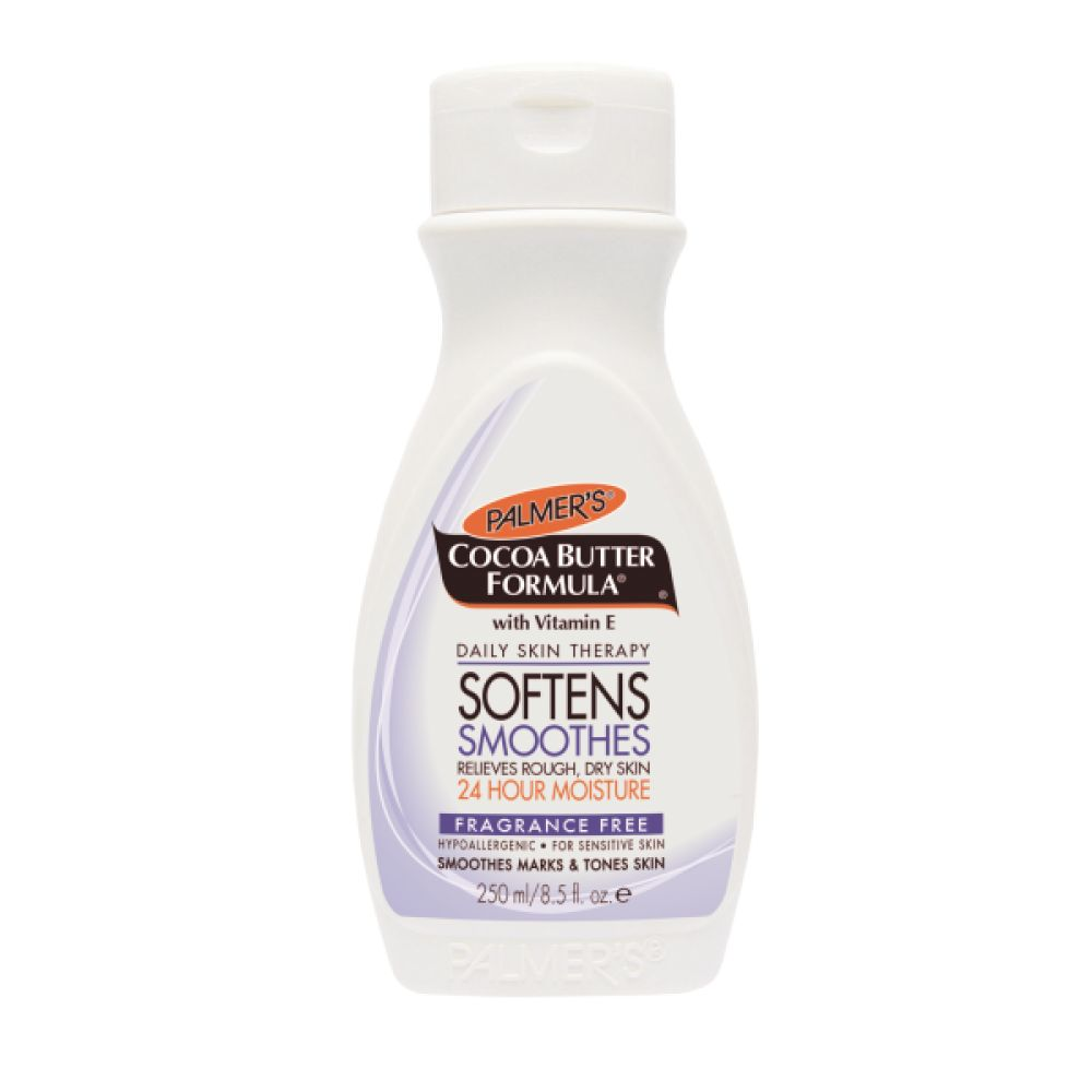 Palmers Cocoa Butter Formula Body Lotion Fragrance Free 250 ml