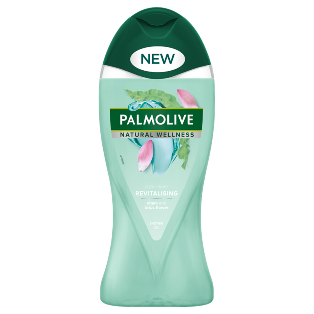Palmolive Natural Wellness Douchegel Smoothing Algae 250 ml