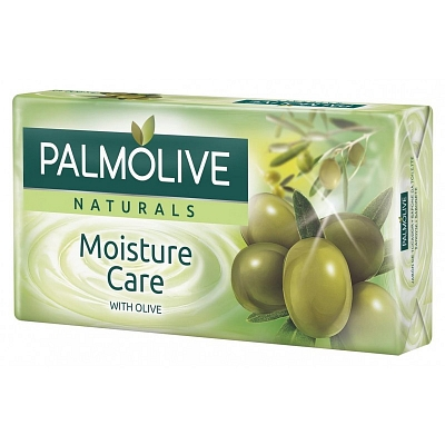 Palmolive Naturals Tabletzeep Moisture Care Olijf