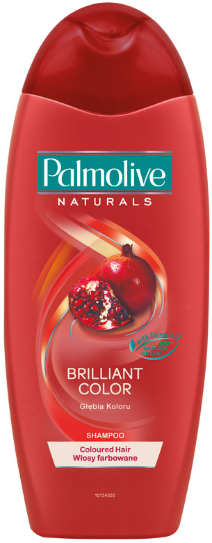 Palmolive Shampoo - Brilliant Color 350 ml