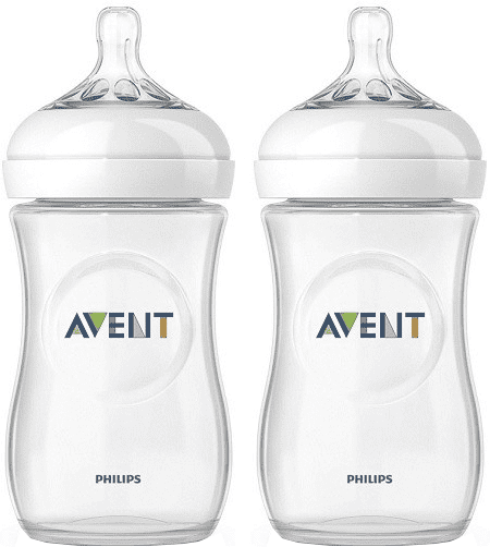 Philips Avent Zuigfles - Natural 260ml 2 stuks
