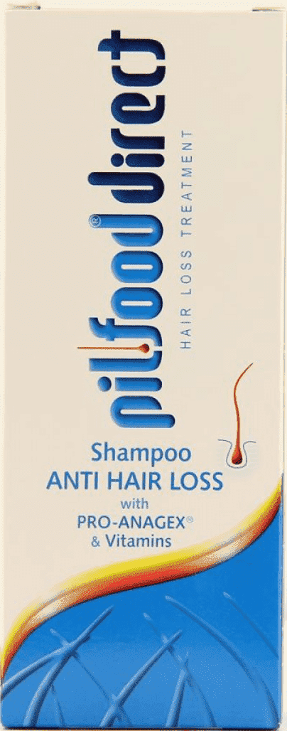 Pilfood Shampoo - Anti Haaruitval 200 ml