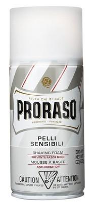 Proraso Scheerschuim Wit - Green Tea/Oatmeal 300ml