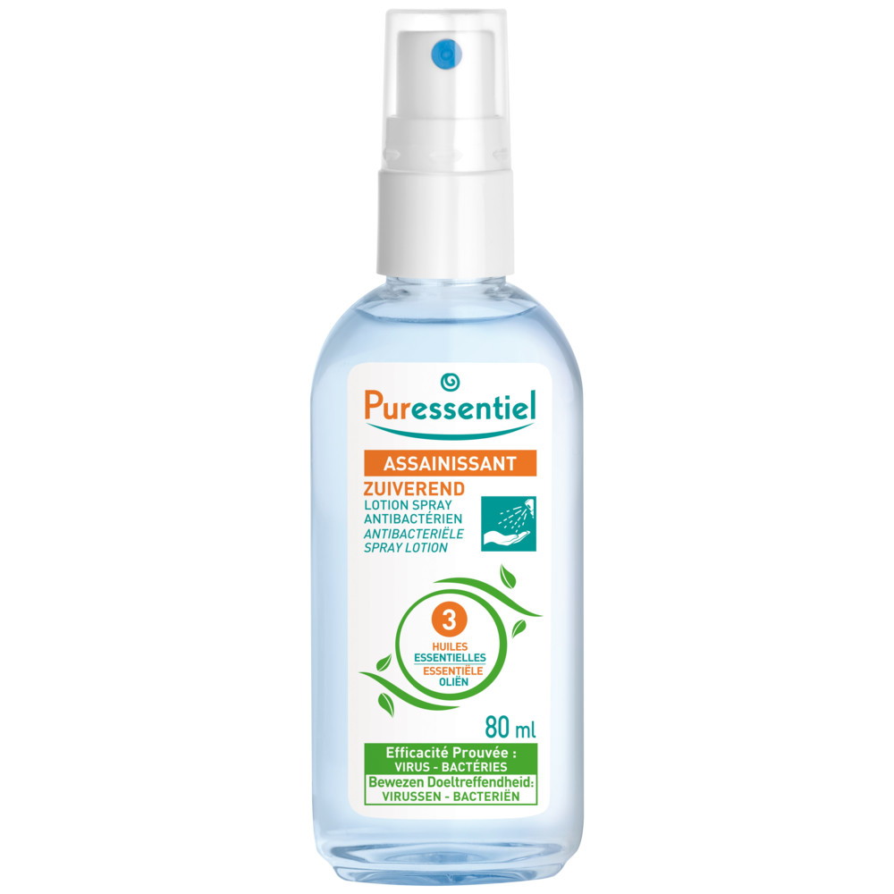 Puressentiel Spray Lotion Zuiverend 80 ml