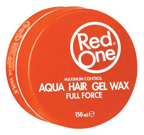 RedOne Haarwax - Orange Aqua Hair Gelwax 150 ml