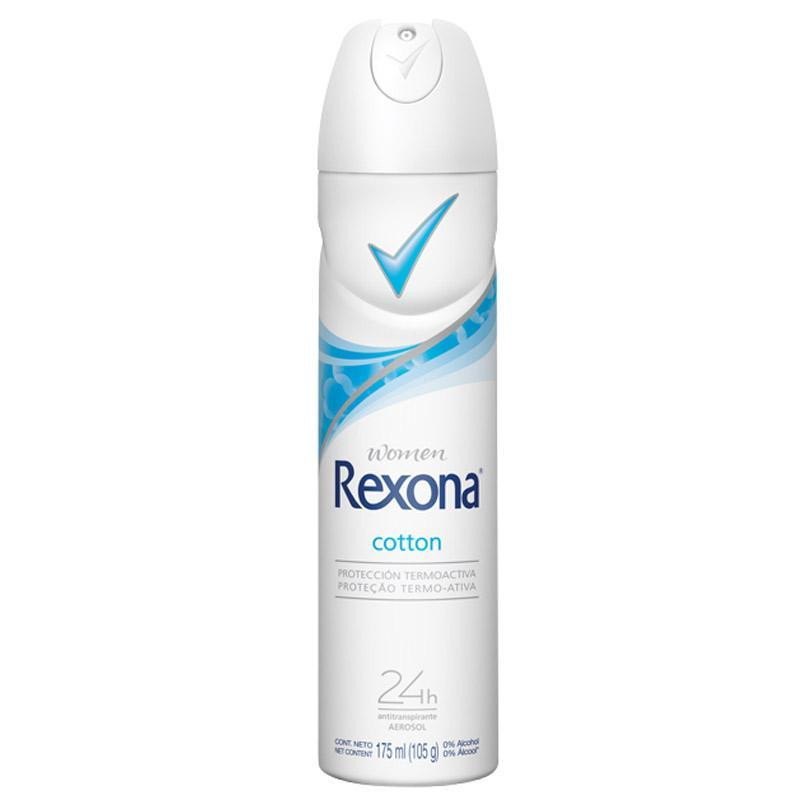 Rexona Women Cotton Deodorant spray 150 mL