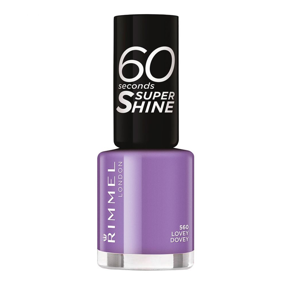 Rimmel 60 Seconds Supershine Nailpolish 560 Love Dovey 8 ml