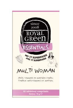 Royal Green Multi Woman Tabletten