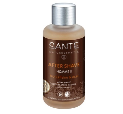 Sante Homme Ii Coffeine Acai Aftershave Bdih (100ml)