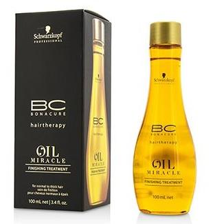 Schwarzkopf BC Hairtherapy - Oil Miracle Finishing Treatment 100 ml