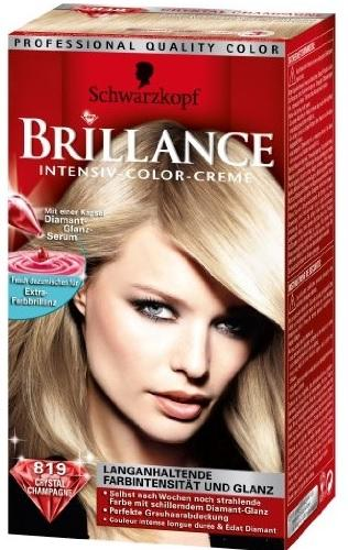 Schwarzkopf Brillance - Intensiv Color Creme
