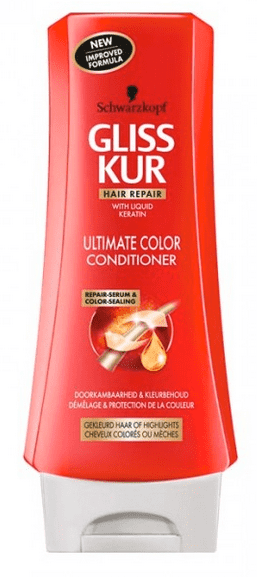 Schwarzkopf Gliss Kur Conditioner - Ultimate Color 200ml