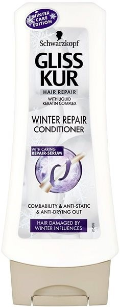 Schwarzkopf Gliss Kur Winter Repair Conditioner - 200 ml