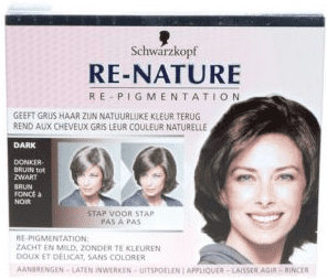 Schwarzkopf Haarverf - Re-nature Dark Women