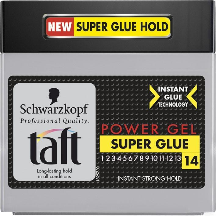 Schwarzkopf Taft Power Gel Super Glue 250 ml